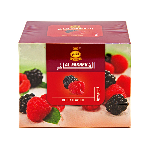 Al Fakher fruits rouges