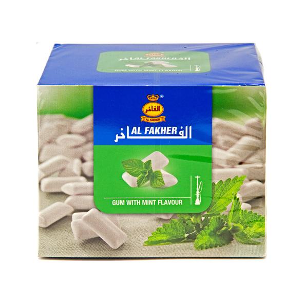 Al Fakher chewgum menthe