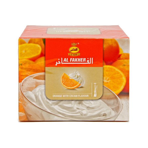 Al Fakher orange crème