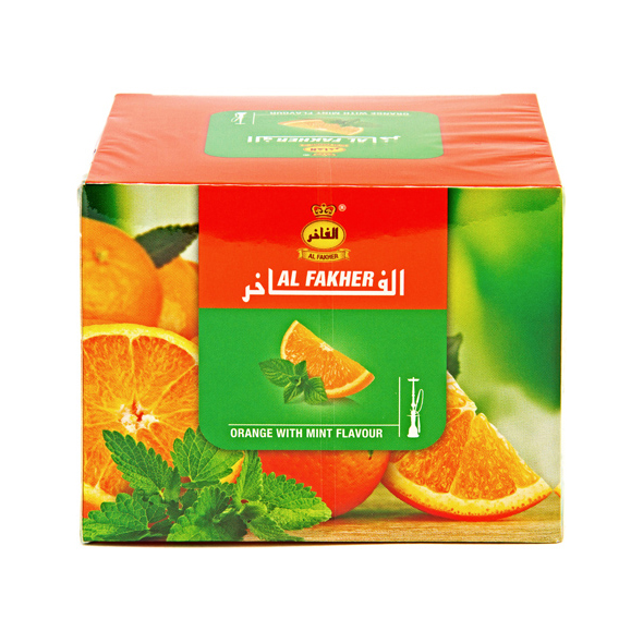 Al Fakher orange menthe