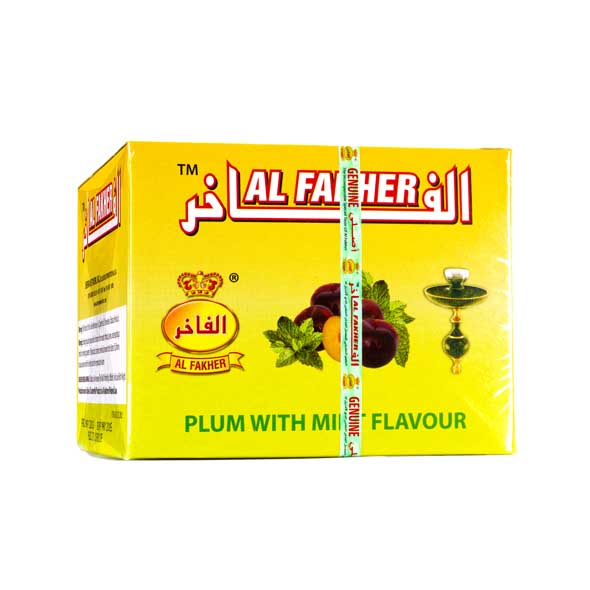 Al Fakher prune menthe
