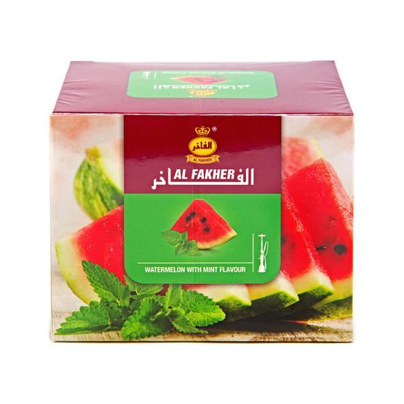 Al Fakher pasteque menthe