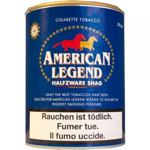 Achat de Tabac à rouler American Legend bleu pas cher