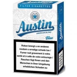 Acheter Cigarettes Austin Bleu pas chères en ligne