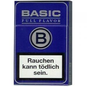 Acheter des Cigarettes Basic pas chères en ligne
