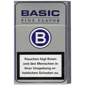 Acheter des Cigarettes Basic Light pas chères en ligne