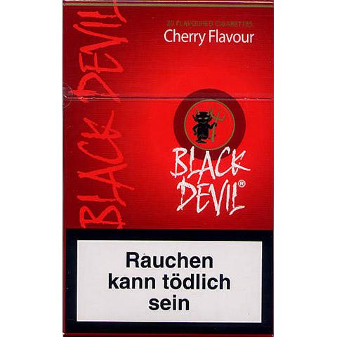Acheter Cigarettes Black Devil Cerise en ligne