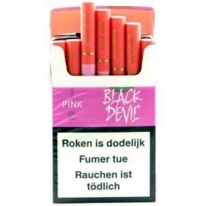 Acheter Cigarettes Black Devil Pink pas chères en ligne