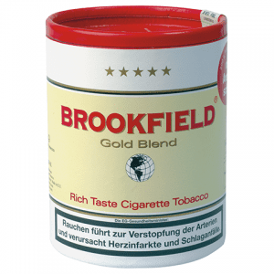 Acheter Tabac Brookfield Gold pas cher