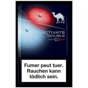 Achat de Cigarettes Camel Activate Double Red pas chères