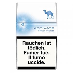 Achat de Cigarettes Camel Activate White pas chères en ligne