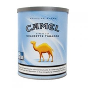 Pots de Tabac Camel bleu en ligne