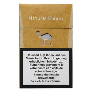 Vente de Cigarettes Camel Natural Flavor en ligne