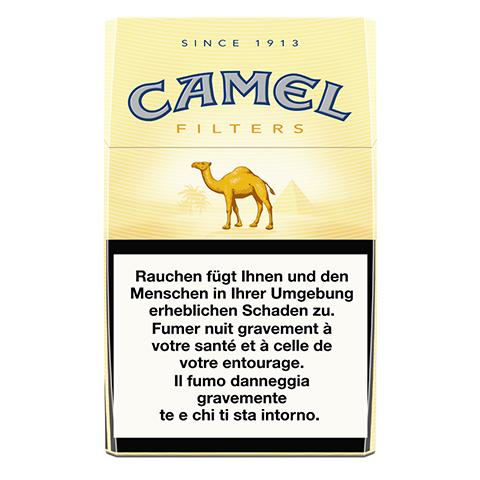 Acheter des Cigarettes Camel pas chères en ligne