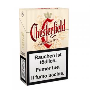 Vente de Cigarettes Chesterfield Original en ligne