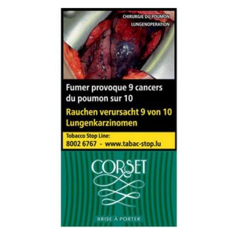 Acheter des Cigarettes Corset Brise pas chères en ligne