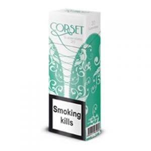 Achat de Cigarettes Corset Menthol SuperSlims pas chères
