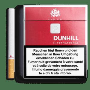 Cartouches de Cigarettes Dunhill International en ligne