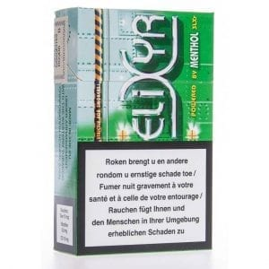 Vente de Cigarettes Elixyr Menthol pas chères
