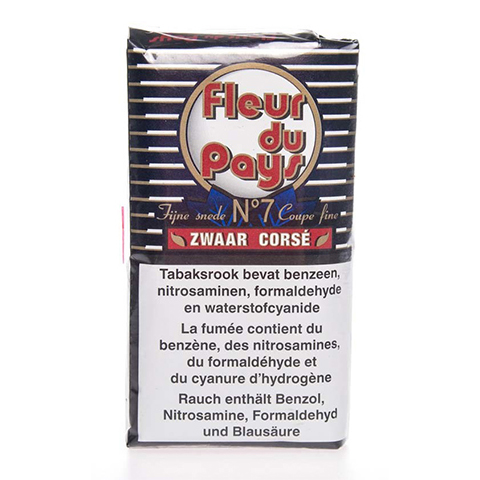 Pots de Tabac Fleur du pays n7 pas cher