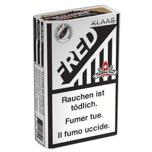 Vente en ligne de Cigarettes Fred KLAAS pas chères
