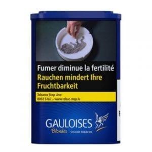 Vente en ligne de tabac Gauloises Blonde
