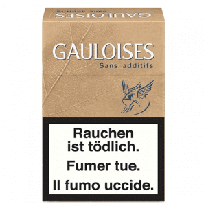 Vente de Cigarettes Gauloises Blondes light sans additifs