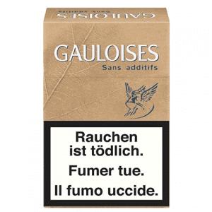Vente de Cigarettes Gauloises Blondes light sans additifs