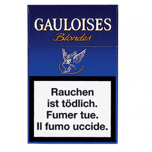 Acheter des Cigarettes Gauloises Blondes bleues pas chères