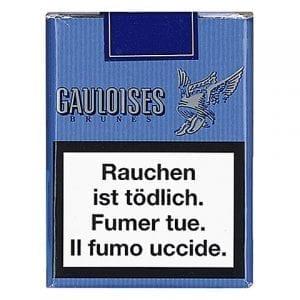 Vente en ligne de Cigarettes Gauloises brunes sans filtres