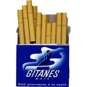 Achat de Cigarettes Gitanes Mais pas chères en ligne