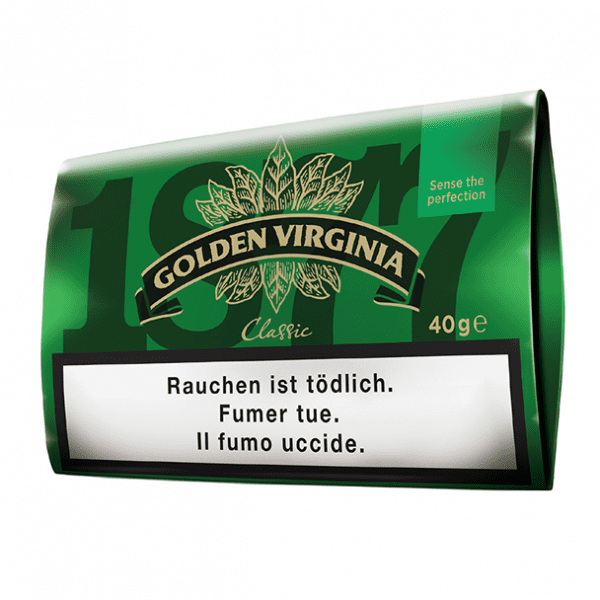 Pots de Tabac Golden Virginia pas cher