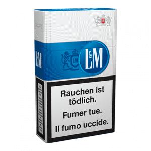 Acheter Cigarettes LM bleue pas chère