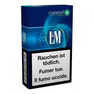 Achat de cartouches de Cigarettes LM Forward Press for Fresh