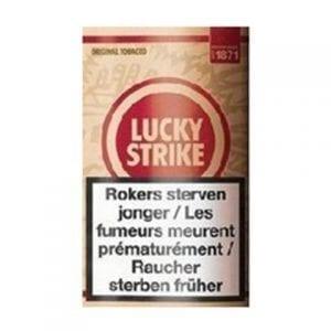 Acheter du Tabac Lucky Strike sans additifs pas cher