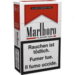 Achat en ligne de Cigarettes Marlboro Flavor Mix pas chères
