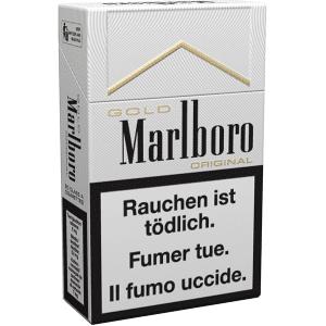 Acheter des Cigarettes Marlboro gold