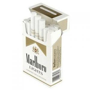 Acheter Cigarettes Marlboro lights pas cher