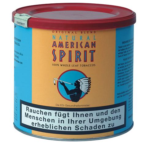 Vente en ligne de Tabac Natural American Spirit