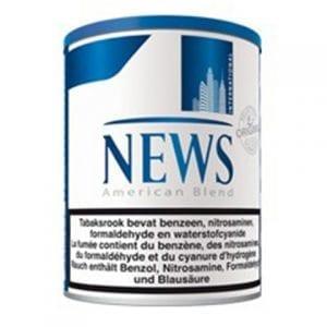 Acheter du Tabac news bleu pas cher