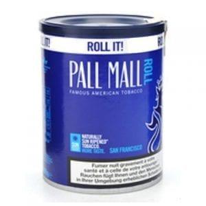 Vente en ligne de Tabac Pall Mall bleu