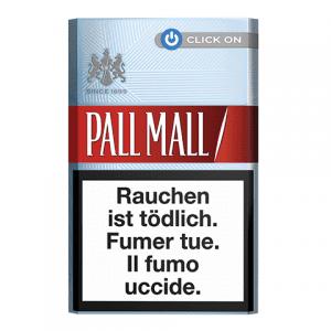 Acheter Cigarettes Pall Mall rouge Click On pas chère en ligne