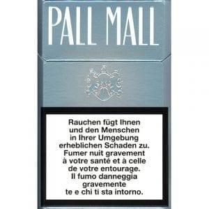 Achat de Cigarettes Pall Mall Silver pas chères