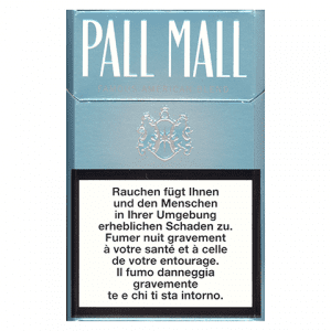 Vente de Cigarettes Pall Mall White pas chères