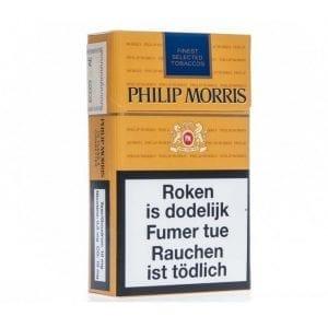 Vente en ligne de Cigarettes Philip Morris