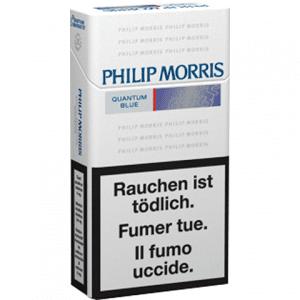 acheter des Cigarettes Philip Morris Quantum bleue 100s discount