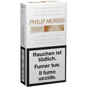 Acheter des Cigarettes Philip Morris Quantum One 100s en ligne