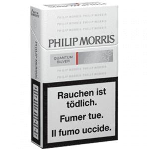 Acheter des Cigarettes Philip Morris Quantum Silver en ligne