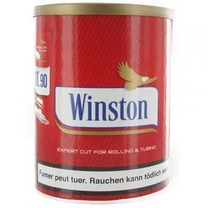 Achat en ligne de Tabac Winston rouge